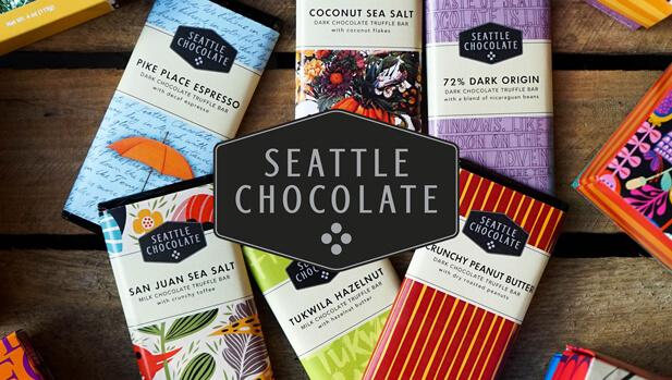 Seattle Chocolate Company photo